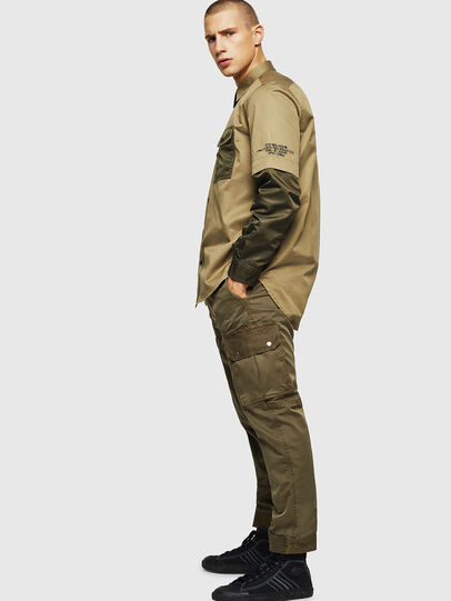 Diesel - P-PHANTOSKY, Military Green - Pants - Image 5