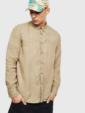 S-PLAN-B, Military Green - Shirts