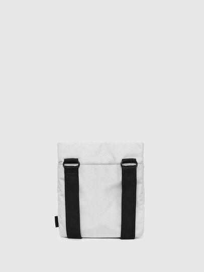 Diesel - F-URBHANITY CROSS, Silver - Crossbody Bags - Image 2