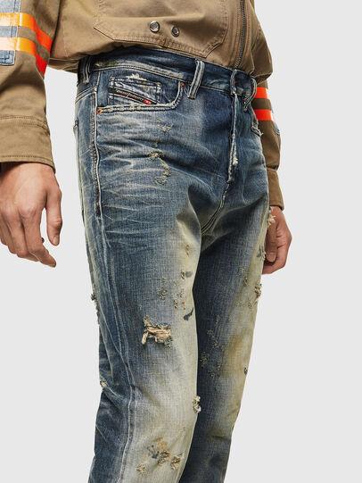Diesel - D-Vider 0098S, Medium blue - Jeans - Image 3