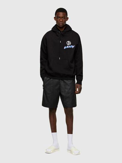 Diesel - S-UMMER-E4, Black - Sweaters - Image 5