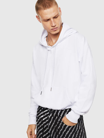 Diesel - S-ALBY-COPY-J1, White - Sweaters - Image 4