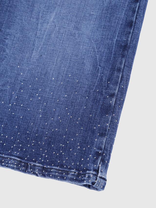 Diesel - PRETTI-J, Blue Jeans - Jeans - Image 3