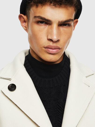 Diesel - W-COLBERT, White - Winter Jackets - Image 3