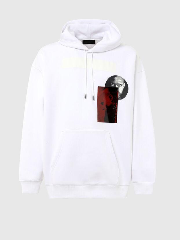 S-HENON, White - Sweaters