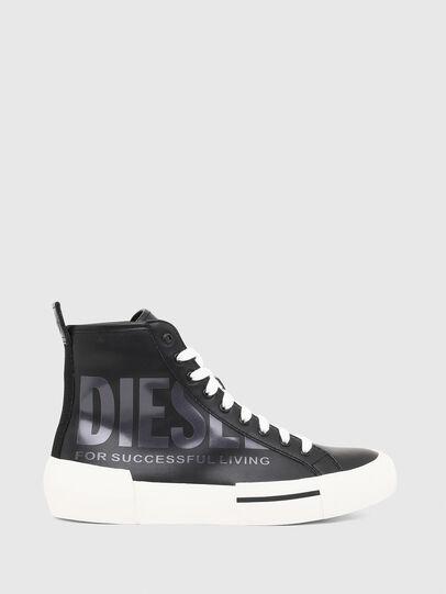 Diesel - S-DESE MID CUT W, Black - Sneakers - Image 1