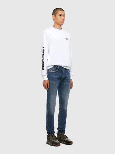 Diesel - Tepphar 009IX, Dark Blue - Jeans - Image 6