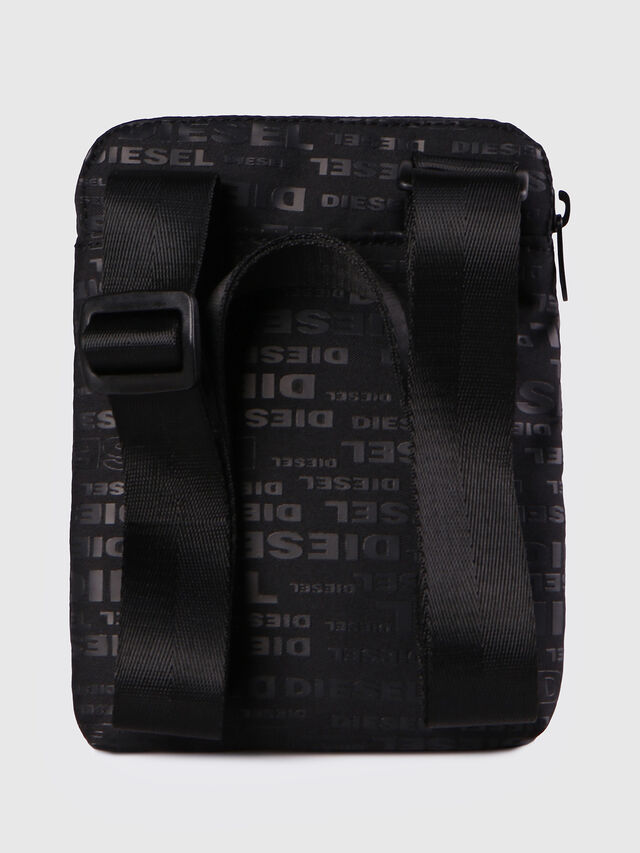 Diesel F-DISCOVER CROSS, Black - Crossbody Bags - Image 2