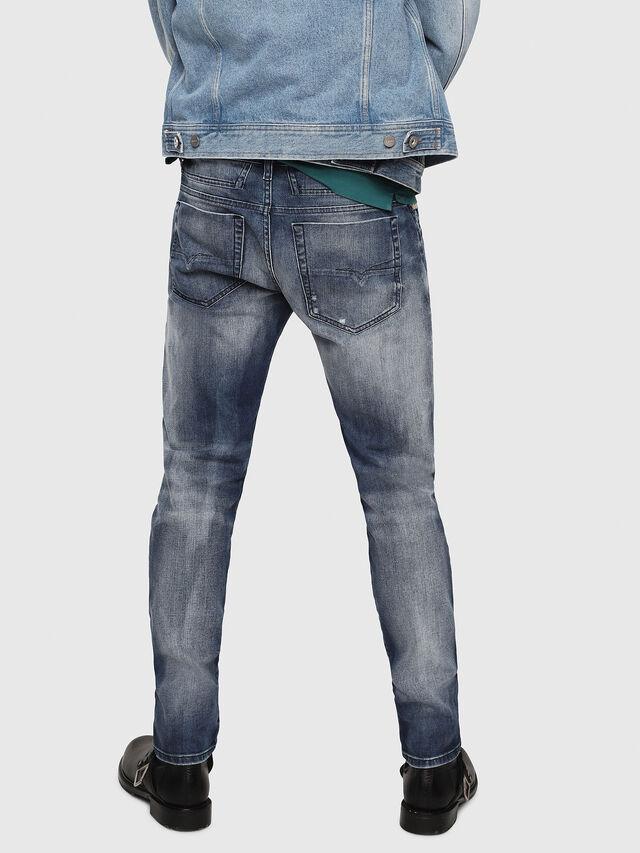 Diesel - D-Bazer 084DD, Medium blue - Jeans - Image 2