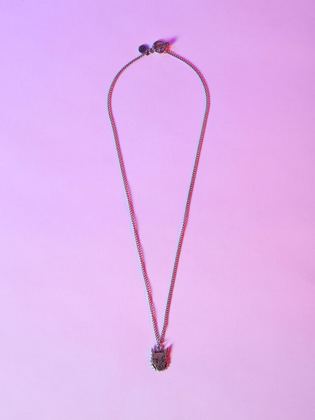 LU-NECKLACE, Silver