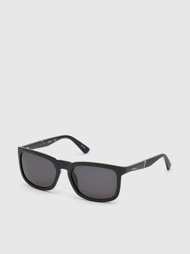 Diesel - DL0262, Black - Sunglasses - Image 2