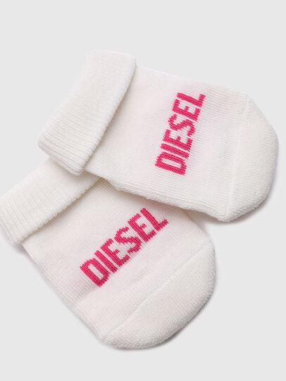 Diesel - ZEBET-NB, White/Pink - Other Accessories - Image 3