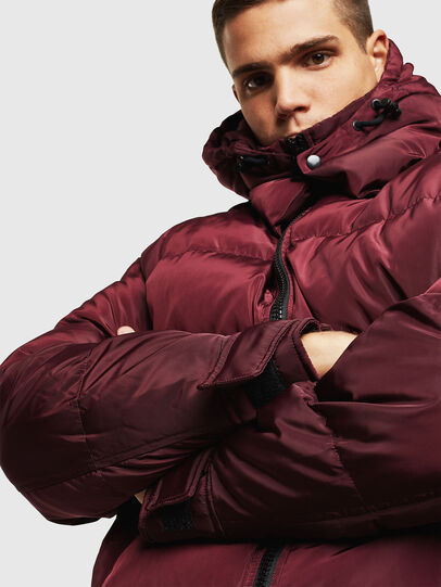 Diesel - W-SMITH-YA,  - Winter Jackets - Image 3