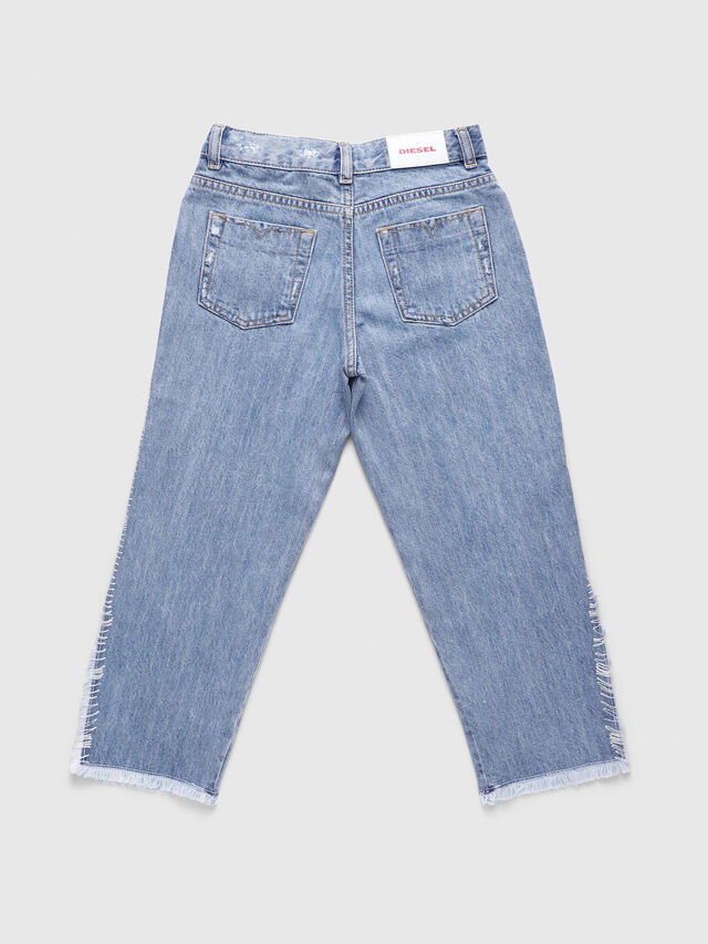 Diesel - NICLAH-J SP, Blue Jeans - Jeans - Image 2