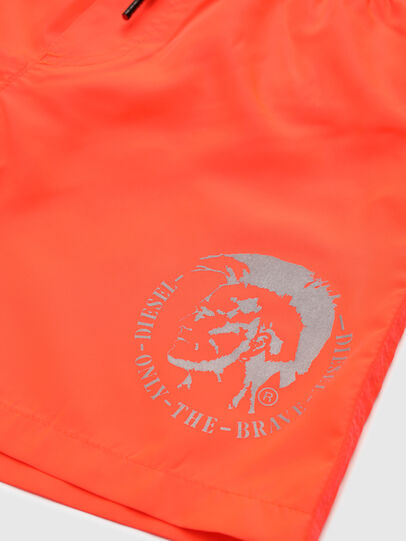 Diesel - MBXLARS, Orange - Beachwear - Image 3