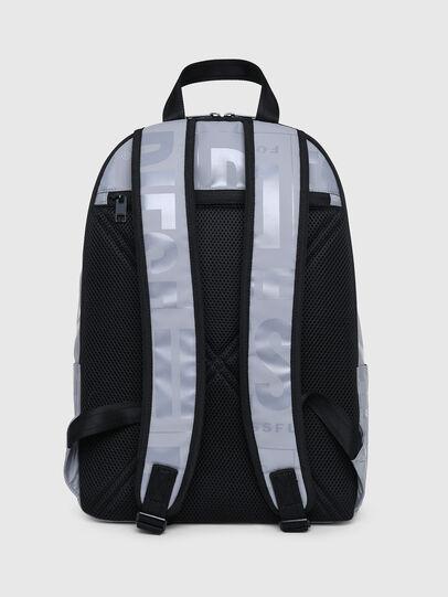 Diesel - X-BOLD BACK, Grey - Backpacks - Image 2