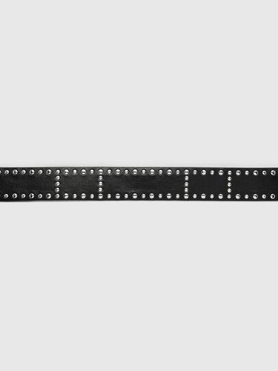 Diesel - B-ALPAGO, Black - Belts - Image 3