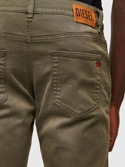 Diesel - D-Strukt JoggJeans® 0670M, Military Green - Jeans - Image 4