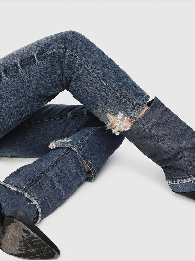 Diesel - Aryel 080AH, Medium blue - Jeans - Image 4