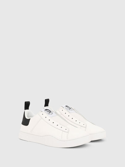 Diesel - S-CLEVER SO W, White/Black - Sneakers - Image 2