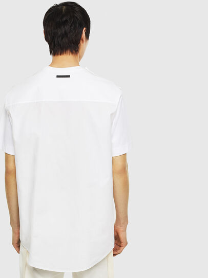 Diesel - T-ZAFIR, White - T-Shirts - Image 2