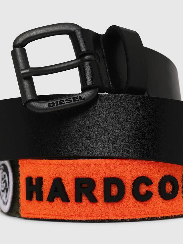 Diesel - B-COHARD, Black - Belts - Image 2