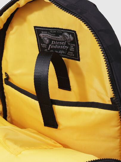 Diesel - F-DISCOVER BACK, Black/Yellow - Backpacks - Image 3