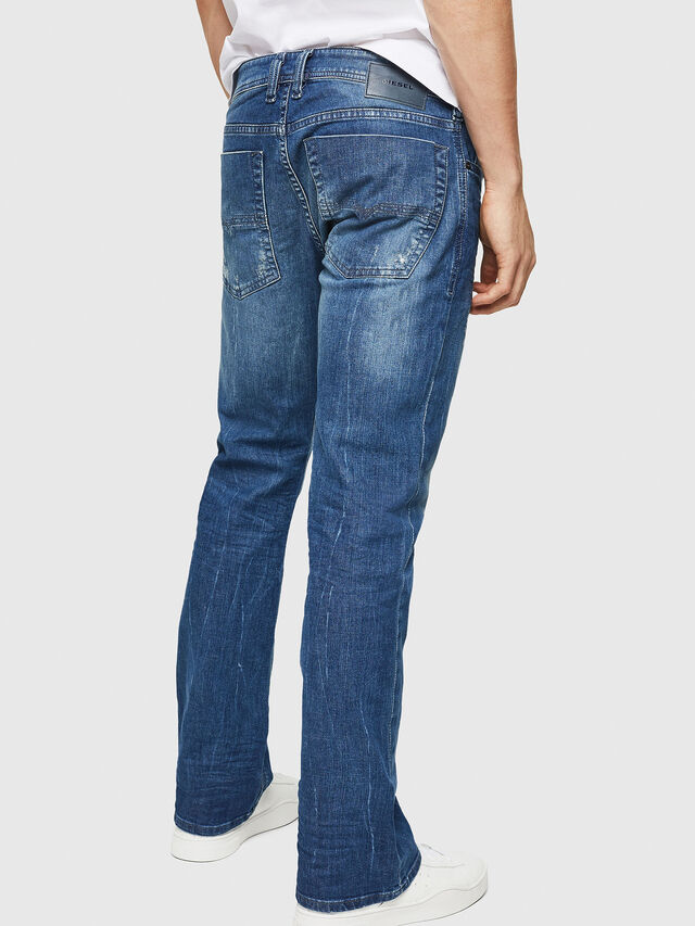 Diesel - Zatiny C84KY, Medium blue - Jeans - Image 2