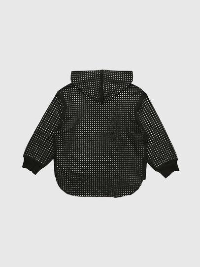 Diesel - SJSTAL, Black - Sweaters - Image 2