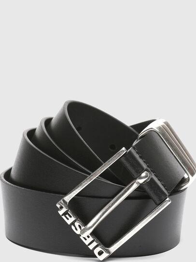 Diesel - B-TUPLO, Black - Belts - Image 2