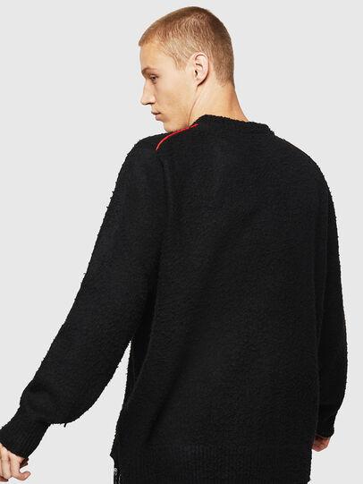 Diesel - K-CASY, Black - Knitwear - Image 2