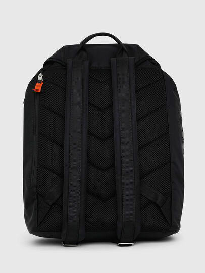 Diesel - RIESE, Black - Backpacks - Image 2