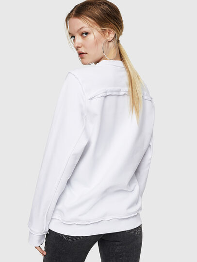 Diesel - F-LYANY-F, White - Sweaters - Image 2