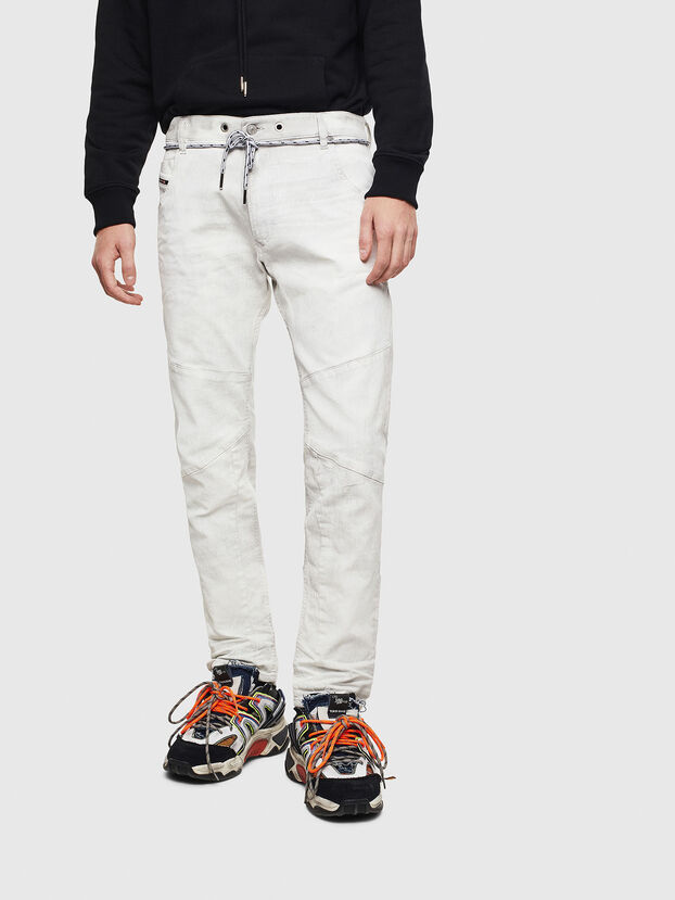 D-Luhic JoggJeans 069LZ, White - Jeans