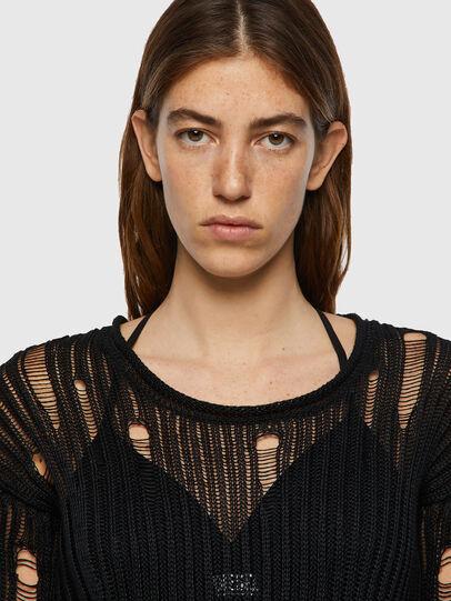 Diesel - M-MARYLAND, Black - Dresses - Image 3