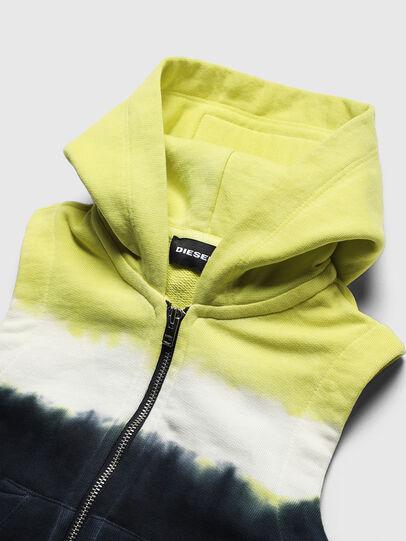 Diesel - SELBYDEEPB, Blue/Yellow - Sweaters - Image 3