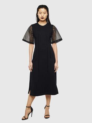 D-GOLD, Black - Dresses