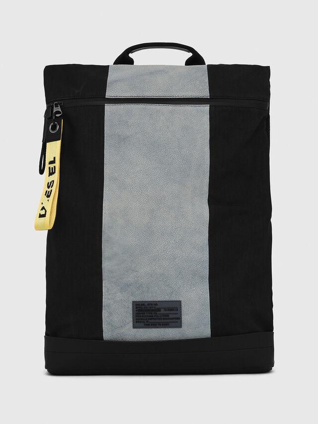 Diesel - L-TOLLE BACK, Blue - Backpacks - Image 1
