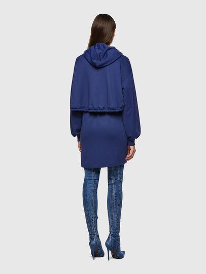 Diesel - D-ONEON-B1, Blue - Dresses - Image 2