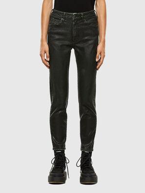 D-Joy 009DU, Black/Green - Jeans