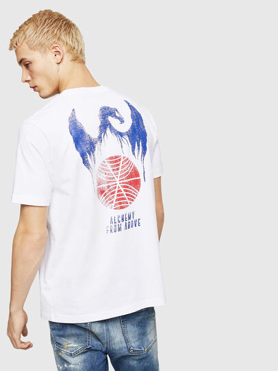 Diesel - T-JUST-A4,  - T-Shirts - Image 2
