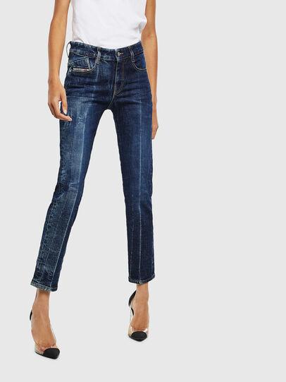 Diesel - D-Rifty 0092X, Medium blue - Jeans - Image 1