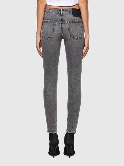 Diesel - D-Jevel 09A72, Light Grey - Jeans - Image 2
