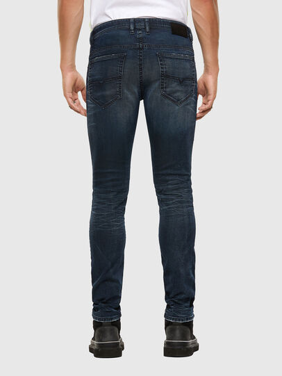 Diesel - Thommer JoggJeans® 069NT, Dark Blue - Jeans - Image 2