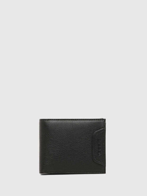 HIRESH S, Black - Small Wallets