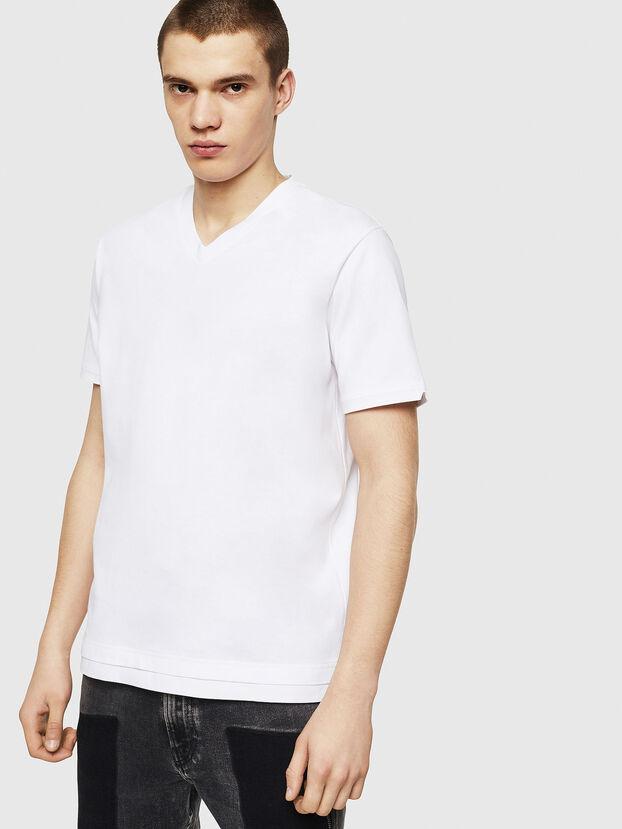 T-CHERUBIK-NEW, White - T-Shirts