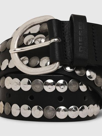 Diesel - B-MEOLO, Black - Belts - Image 2