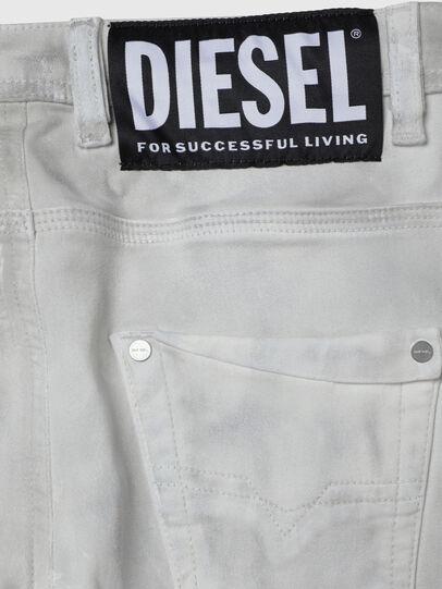 Diesel - KROOLEY-J JOGGJEANS-N, White - Jeans - Image 4