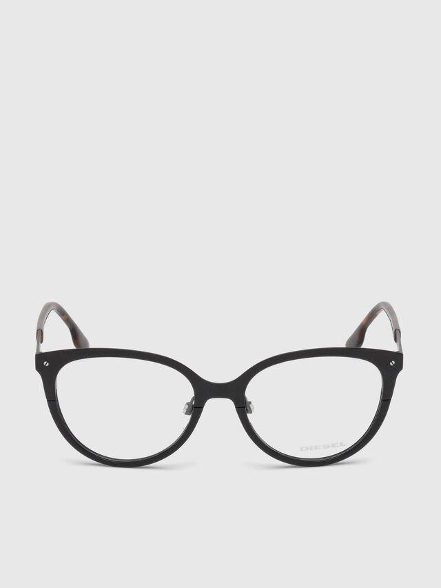 Diesel DL5217, Black - Eyewear - Image 1