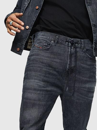 Diesel - D-Vider JoggJeans 0090H,  - Jeans - Image 3